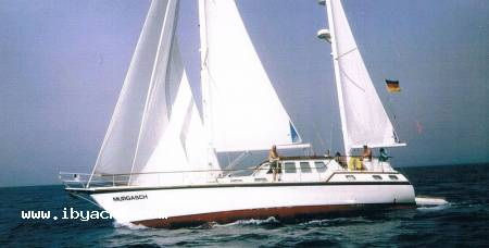 SeaFinn Yachts OY Seafinn 53 Deckhouse Ketch